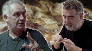 Cata Mayor: Ferran Adrià nos enseña la primera receta que aprendió a cocinar