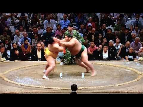 Sumo -Aki Basho 2017  Day 14, September 23rd  -大相撲秋場所2017年 14日目