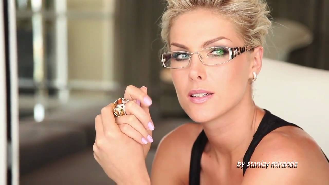eyewear glasses  Ana Hickmann \u0027Eyewear\u0027 - Sunglasses \u0026 Eyeglasses Collection - YouTube