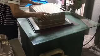 Yeshine Fastest Luggage Cutting Machine