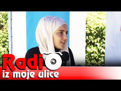 """Radio iz moje ulice -  Melisa Hasić, autorica knjige """"Pločnik do smisla""""- 20.08.2017."""