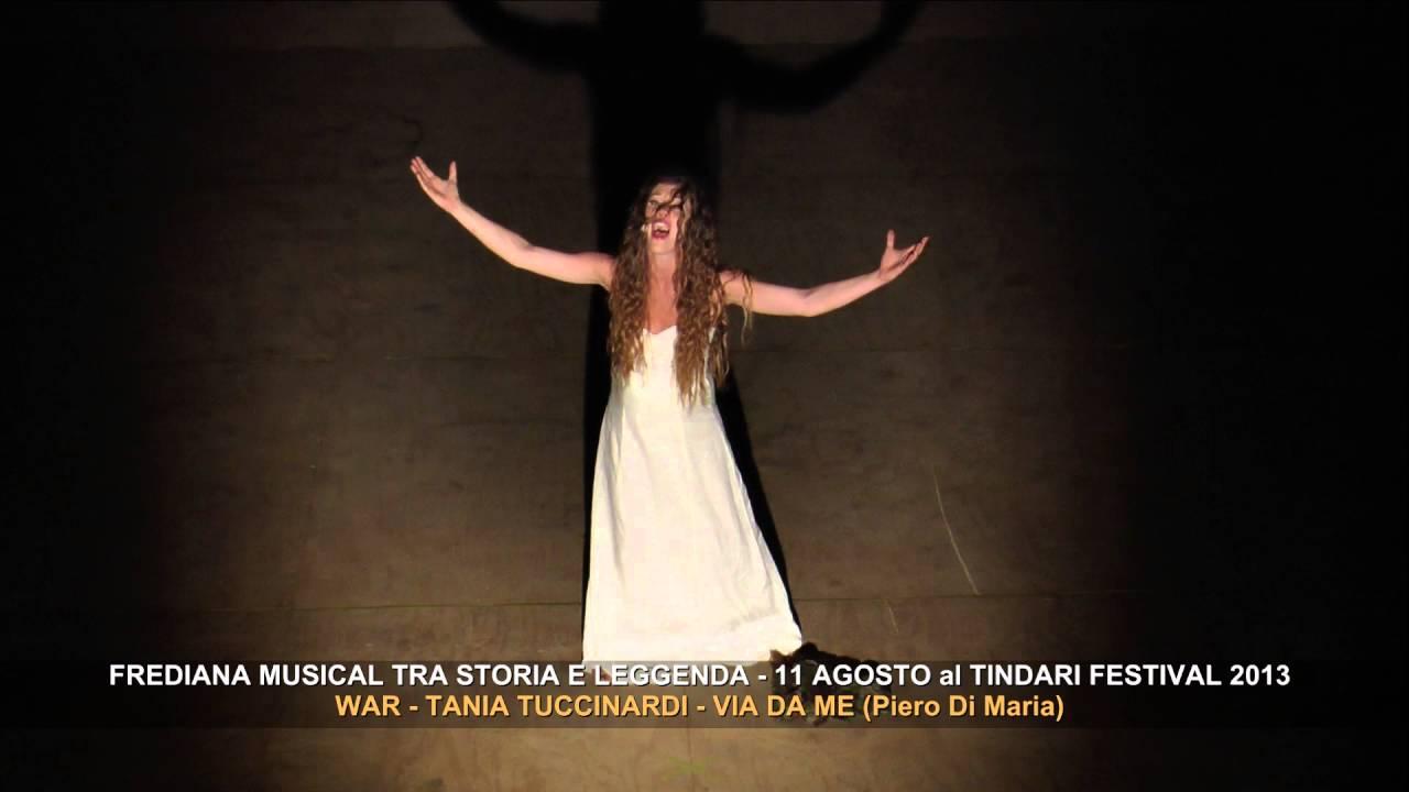 Download WAR   TANIA TUCCINARDI   VIA DA ME Piero Di Maria
