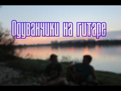 Армейская песня Голубых беретов (Одуванчики на гитаре) про ВДВ