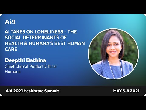 AI Takes on Loneliness - The Social Determinants of Health & Humana's Best Human Care