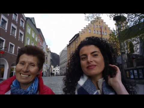 TEA TIME PANORAMA + CITY TOUR KUFSTEIN | Gery Laskova