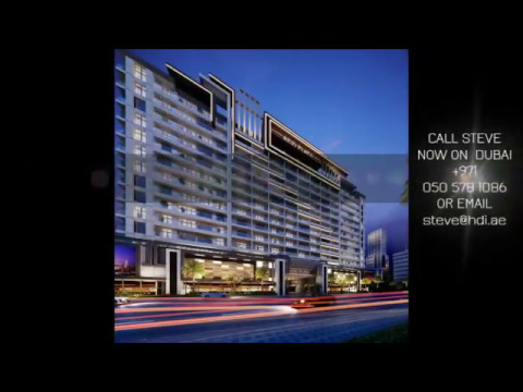 Azizi Plaza Studio Penthouse Apartments for SALE