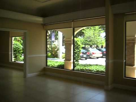 Boca Raton Retail Space:  2,300 Sq Ft in Royal Palm Place