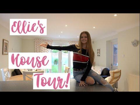 Ellie's House Tour!