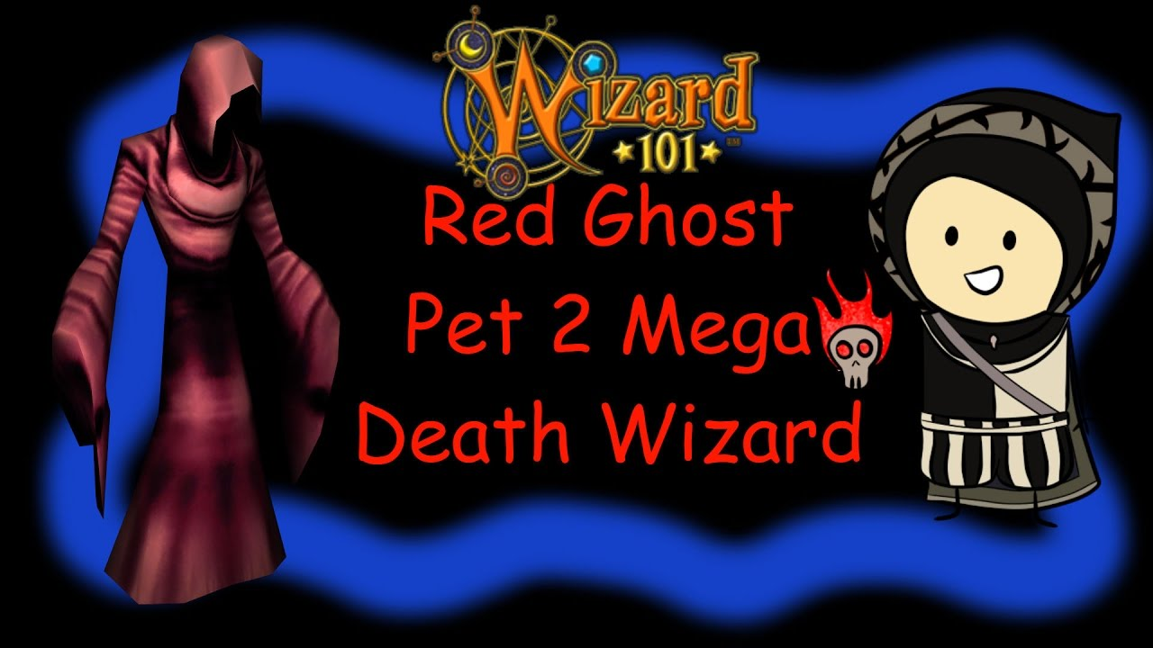 Wizard101: Death Pet 2 Mega
