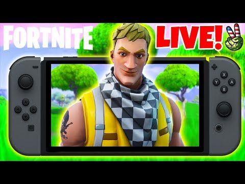 Pro Nintendo Switch Player! // NO MORE ZOMBIES! OMG // (Fortnite Battle Royale LIVE) thumbnail