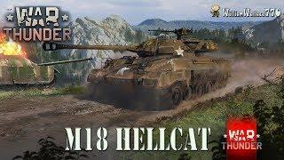 ► WarTHUNDER | M18 Hellcat 5.3 | Tanques Americanos | Juego GRATIS EN ESPAÑOL