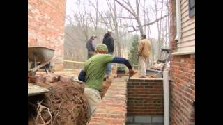 Masonry- How To Build A Brick Wall All By Yourself