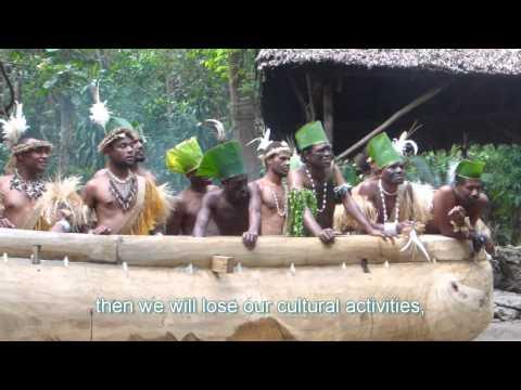 Ta Reo, The Voice of Vanuatu: 350 Pacific Climate Warriors (short)