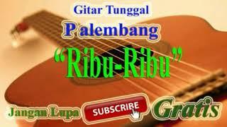 Gitar tunggal# pagar alam # sumsel