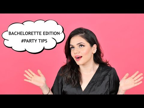 Bachelorette Edition - Party Organization Ideas | Heena Somani