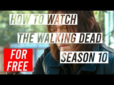 How To Watch The Walking Dead Season 10 FREE /w Tutorial
