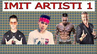 IMIT ARTISTI 1 Mario Fresh, Alex Velea, Lino Golden , Dan Bittman