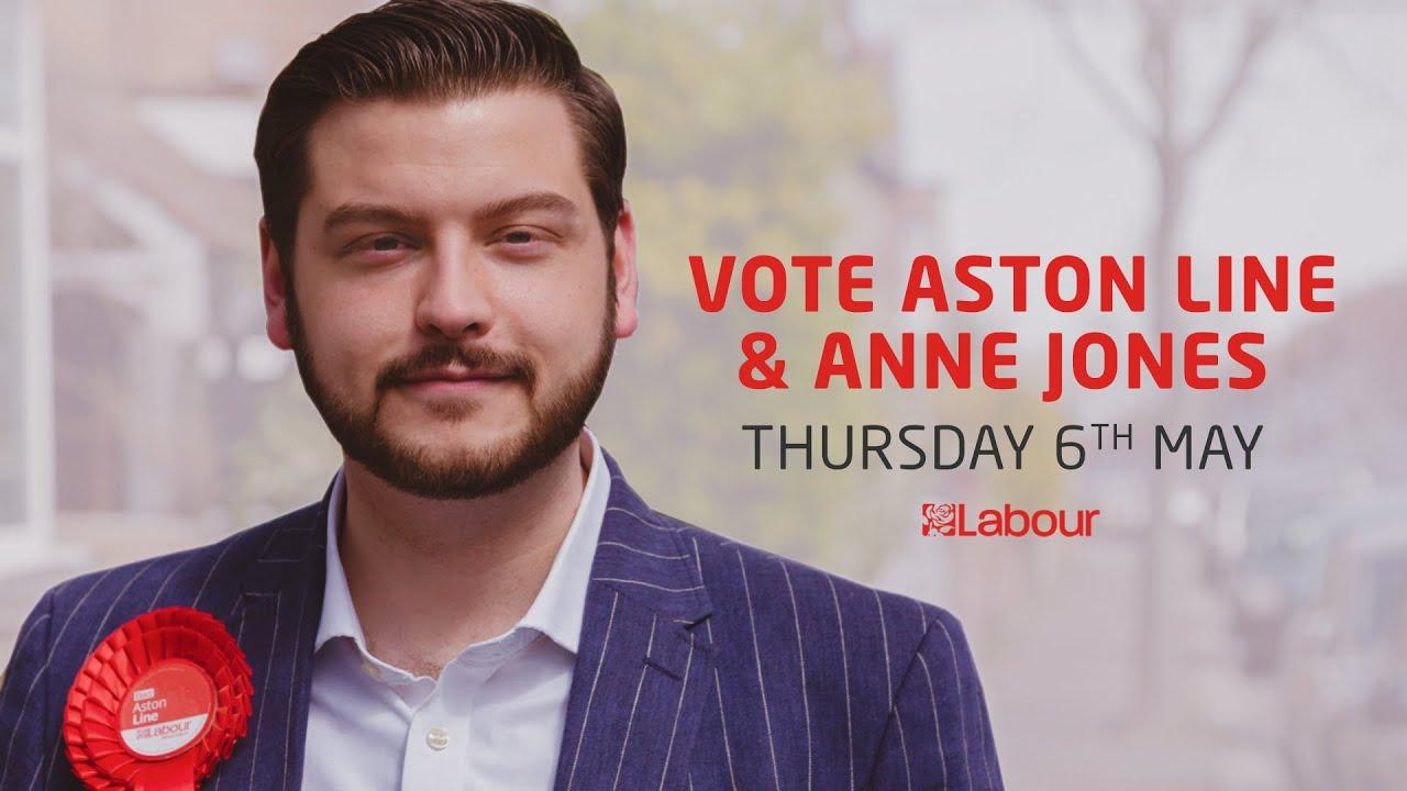 Vote Aston Line and Anne Jones for Westborough, 2021
