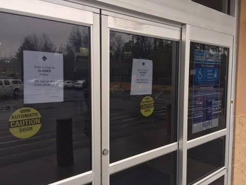 Metro Atlanta Sam's Club closes without notice; stores close across the country