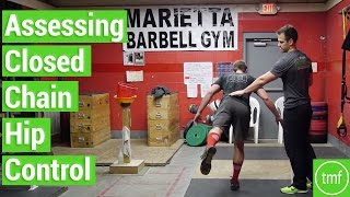 Assessing Closed Chain Hip Control | Week 59 | Movement Fix Monday | Dr. Ryan DeBell