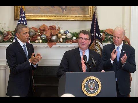 President Obama Nominates Ashton Carter as Secretary of Defense