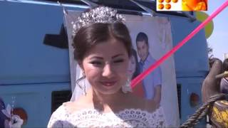 Свадьба автокрановщика