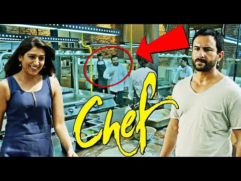 CHEF | Trailer Breakdown | Things You Missed | Saif Ali Khan | SPOILERS |