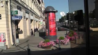 Смотреть видео Санкт Петербург Трамвай № 3 31 07 2018 онлайн