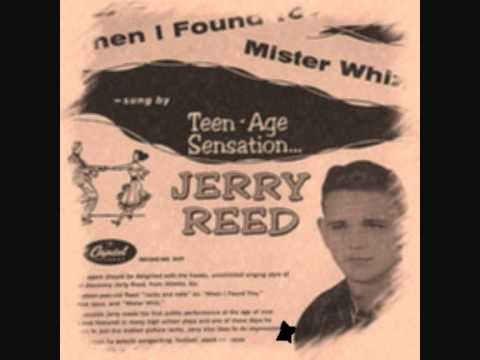 Jerry Reed  When I Found You
