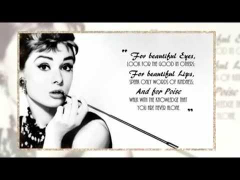 Audrey Hepburn fotos