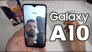 Is The Samsung Galaxy A10 Worth Buying? Unboxing & Review