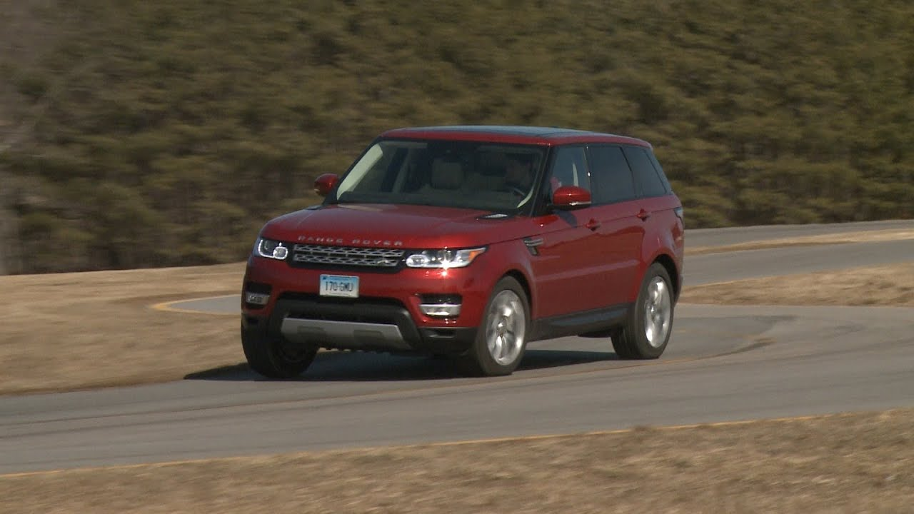 2017 Land Rover Range Sport Review Consumer Reports