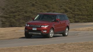 2014 Land Rover Range Rover Sport review | Consumer Reports