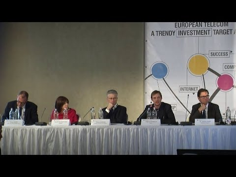 NMHH conference on investment in the telecom sector: Session 4 -- 4/12/2013