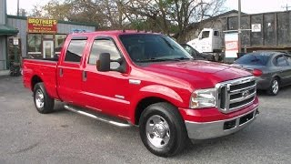 2007 Ford F250 Super Duty XLT Powerstroke Review