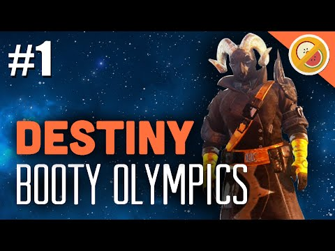 Destiny - Dream Team Olympics #1 TEAM BOOTY (Funny Gaming Moments)
