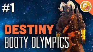 Destiny - Dream Team Olympics #1 TEAM BOOTY (Funny Gaming Moments)