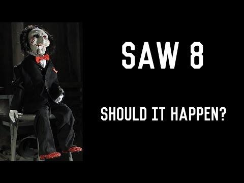 Saw 8   Should it Happen? poster