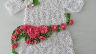 Детские платья ,юбочки и топики ( слайд-шоу) -flower girl dresses