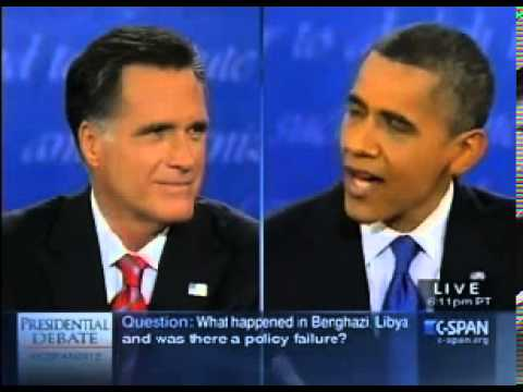 Obama Chides Romney: 'The 1980s Are Calling, They Want Their Foreign Policy Back'