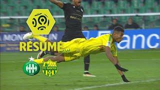 AS Saint-Etienne - FC Nantes (1-1)  - Résumé - (ASSE - FCN) / 2017-18