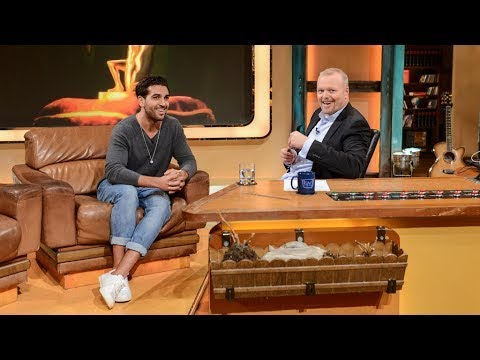 Elyas M'Barek als arbeitsloser Schauspieler  TV total classic