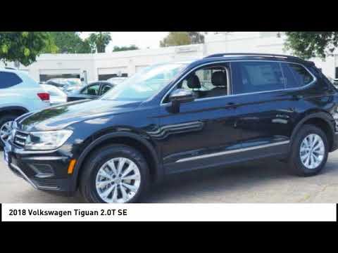 2018 Volkswagen Tiguan Thousand Oaks CA VW22252