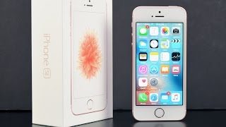 iPhone 5C - Apple iPhone SE: Unboxing & Review