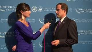 Robert Orr: UN Asst. Secretary General for Policy Coordination & Strategic Planning