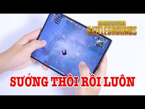 Test game Galaxy Z Fold2 5G - Sướng thôi rồi luôn!