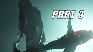 OUTLAST 2 Walkthrough Part 3 - The Huntress (Let's Play Gameplay Commentary)