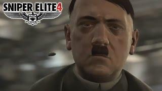 Sniper Elite 4 Has Lots Of Uncensored Nazis