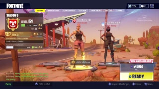 Fortnite Founders Skin Gameplay an Birthday Challenges