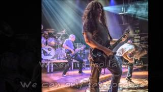Fates Warning - We only say goodbye w/ Lyrics